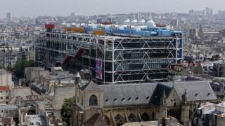 Γιατί οι σωλήνες στο Georges Pompidou είναι πολύχρωμες;