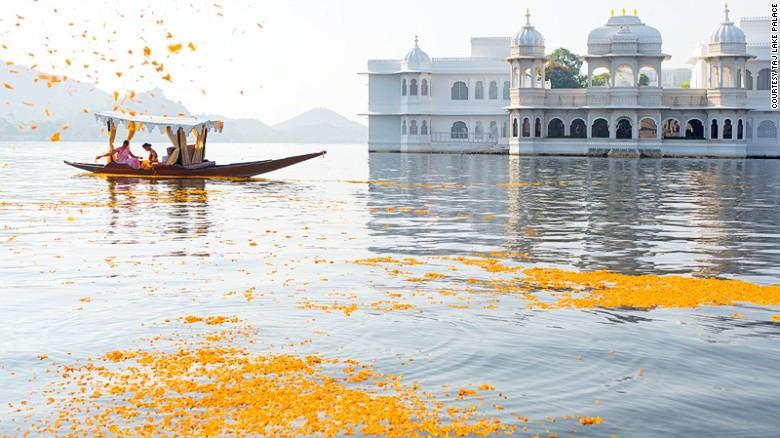 1 Taj Lake Palace Udaipur India