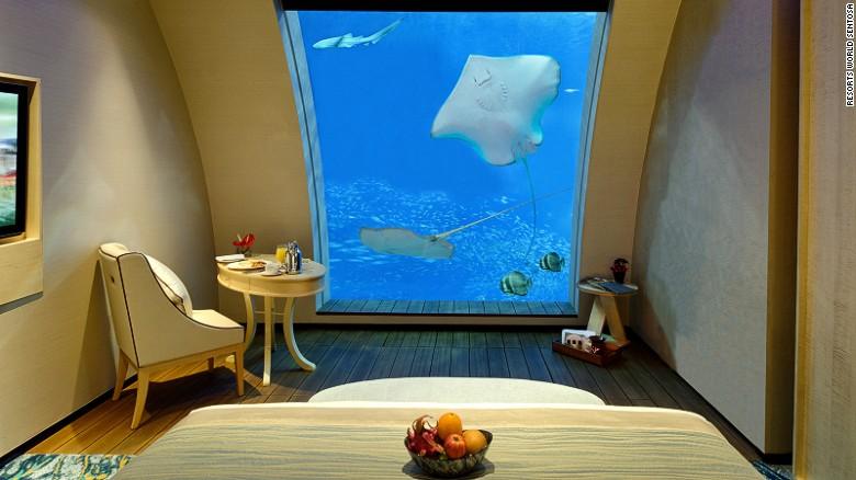 6 Beach Villa Ocean Suites at Resorts World Sentosa Singapore