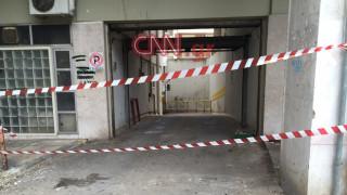 Εμπρηστικός μηχανισμός έξω από τις Κτιριακές Υποδομές ΑΕ