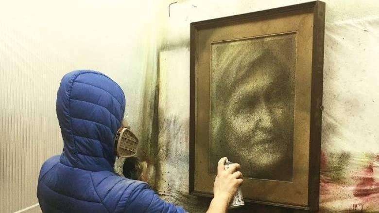 Eron: Ο ανατρεπτικός καλλιτέχνης γκράφιτι από την Ιταλία