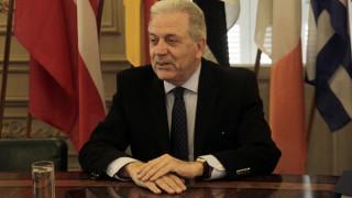 Αβραμόπουλος: Η απάντηση στην πρόκληση του προσφυγικού είναι... περισσότερη Ευρώπη