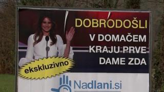 Γιατί η Μελάνια Τραμπ είναι η Πρώτη Κυρία και της Σλοβενίας
