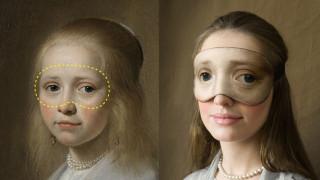 Μάσκες ύπνου με έμπνευση από τους διασημότερους πίνακες (pics)