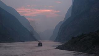 Ο ποταμός που δίνει τεράστιες ποσότητες νερού στην Κίνα