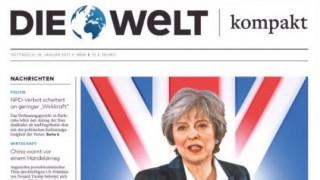 Die Welt: Η Βρετανία δεν μπορεί να εφαρμόσει επιλεκτικά το Brexit