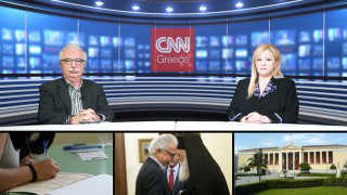 Κ. Γαβρόγλου στο CNN Greece: Λιγότερα μαθήματα σε Β' & Γ' Λυκείου - Όχι μείωση εισακτέων στα ΑΕΙ