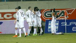 Εμφατικές νίκες του ΠΑΟΚ στο πρωτάθλημα και της ΑΕΚ στο Κύπελλο