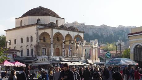 Η Αθήνα υποψήφια για «καλύτερος ευρωπαϊκός προορισμός 2017»