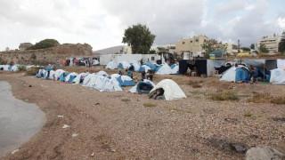 Αιματηρή συμπλοκή προσφύγων στον καταυλισμό της Σούδας