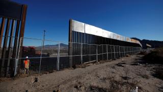 ΗΠΑ: Σε δύο χρόνια θα είναι έτοιμο το τείχος στα σύνορα με το Μεξικό