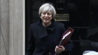 Αυτή είναι η «Λευκή Βίβλος» του Brexit - Τα 12 σημεία του σχεδίου