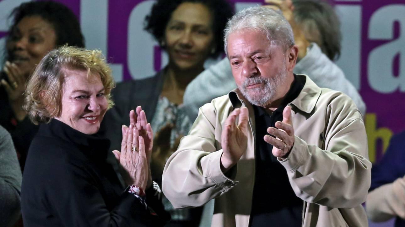 Βραζιλία: Εγκεφαλικά νεκρή η πρώην πρώτη κυρία