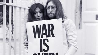 Τζον Λένον και Γιόκο Όνο ξανακάνουν ακτιβισμό στη μεγάλη οθόνη