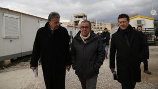 Γ. Μουζάλας: H Ευρώπη να εκπληρώσει τελικά την υπόσχεσή της για τους πρόσφυγες