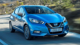 To νέο Nissan Μicra αναβαθμίστηκε και ομόρφυνε