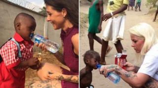 Το παιδάκι που συγκίνησε όλο τον πλανήτη πήγε... σχολείο (pics)