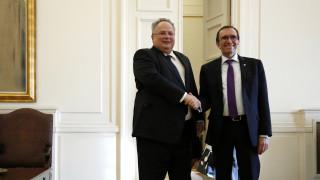 Ε. Άιντε: Η ένταση Ελλάδας-Τουρκίας να μην επηρεάσει το Κυπριακό