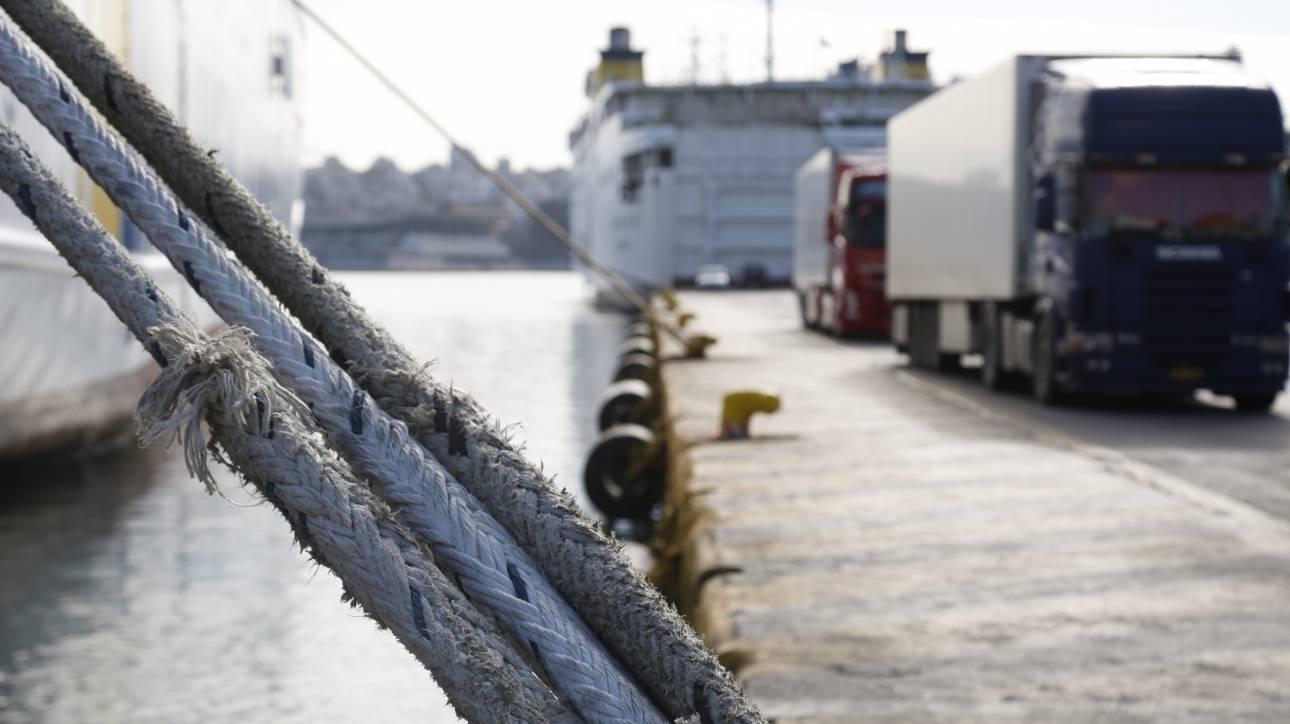 Αποκαταστάθηκε η βλάβη και απέπλευσε το πλοίο Prevelis