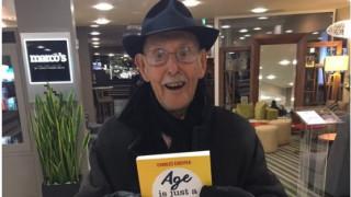 Ο 97χρονος ρέκορντμαν των 100 και 200 μέτρων