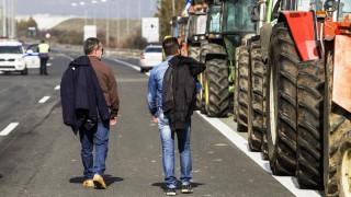 Μπλόκα αγροτών: «Παραλύει» το κέντρο Θεσσαλονίκης - 2ωρος αποκλεισμός εθνικής Αντιρρίου-Ιωαννίνων