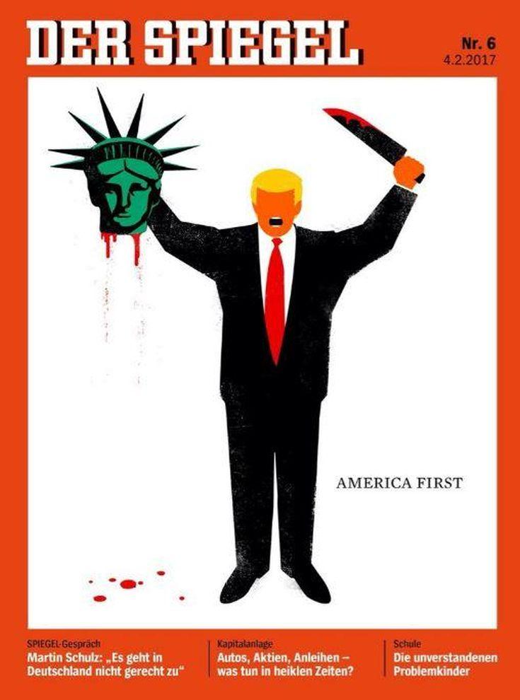 Trump Spiegel