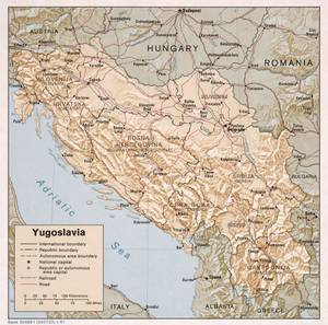 Η Γιουγκοσλαβία το 1981