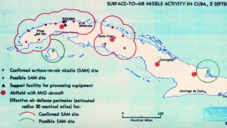 Αποχαρακτηρισμένοι χάρτες δείχνουν πώς η CIA έβλεπε τον κόσμο κατά τη διάρκεια του Ψυχρού Πολέμου