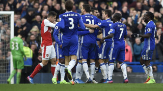 Premier League: η Τσέλσι νίκησε και την Άρσεναλ