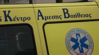 Νεκρός ο οδηγός της νταλίκας που έπεσε σε γκρεμό στην Εγνατία