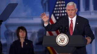 Πενς: Ο Τραμπ θα επικρατήσει στη μάχη για το Ανώτατο Δικαστήριο