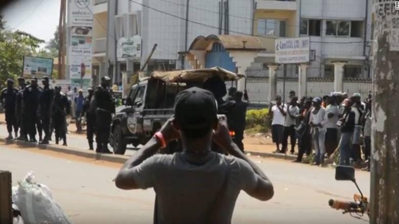 Απαγόρευση πρόσβασης στο διαδίκτυο σε αγγλόφωνες περιοχές του Καμερούν