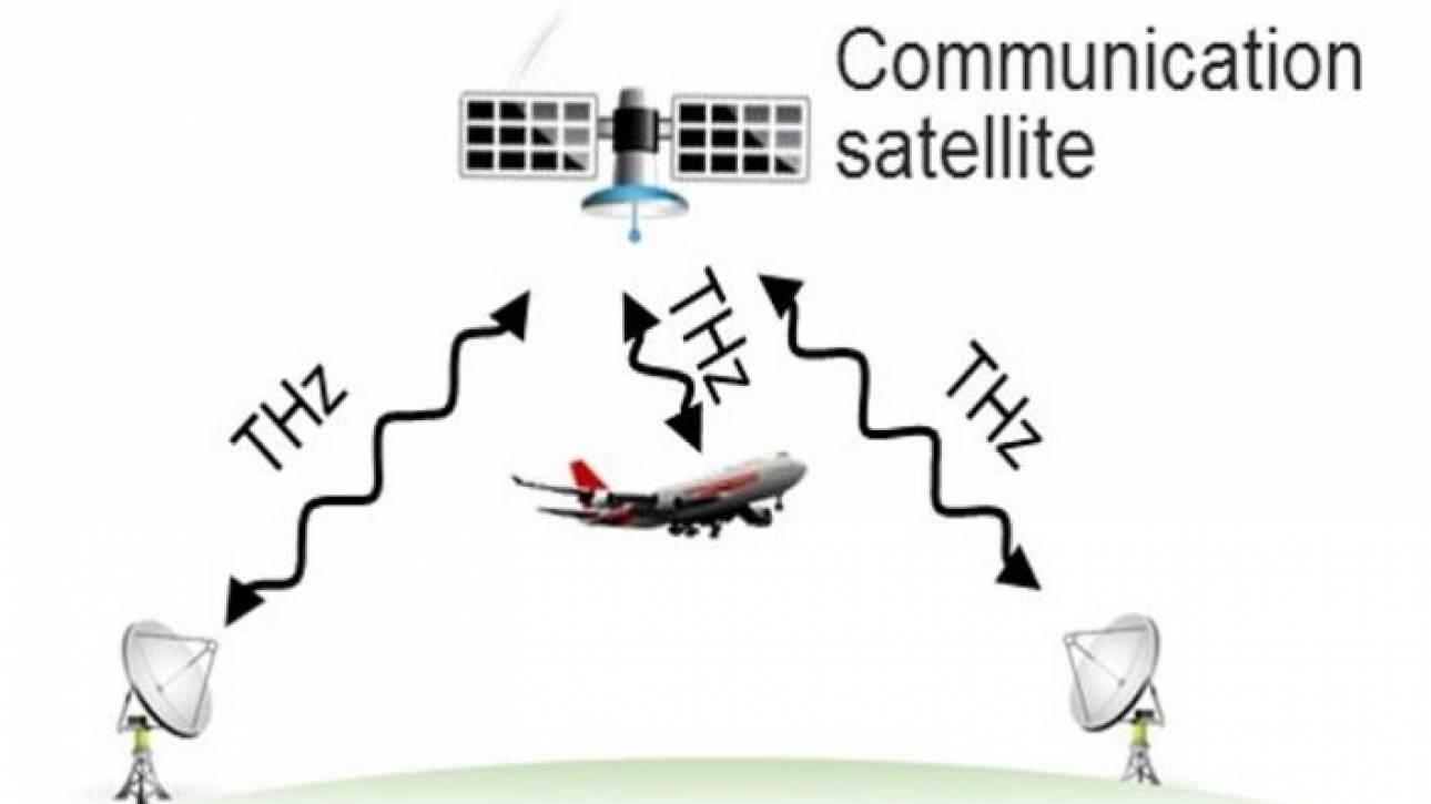 Terahertz: «Επανάσταση» στην μετάδοση ασύρματων δεδομένων