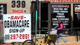 ΗΠΑ: Κατάργηση του Obamacare πιθανόν το 2018