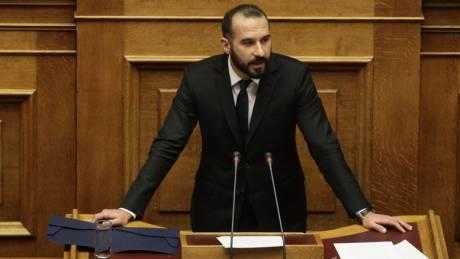 Τζανακόπουλος: Ο κ. Μητσοτάκης δεν μπορεί να δραπετεύσει