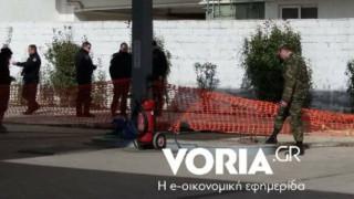 Θα εγκαταλείψουν τα σπίτια τους 50.000 άνθρωποι από βόμβα στο Κορδελιό (vid)