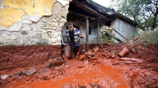 Ξανά δίκη για τη φονική διαρροή κόκκινης λάσπης στην Ουγγαρία