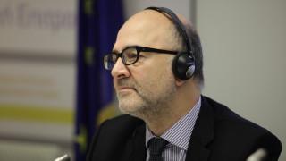 Εκπρόσωπος Μοσκοβισί: Θεσμοί και ΔΝΤ εργάζονται στο πλαίσιο των συμφωνιών