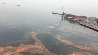 «Πεθαίνει» ο Θερμαϊκός -  Εστία ρύπανσης έφτασε μέχρι την ακτή
