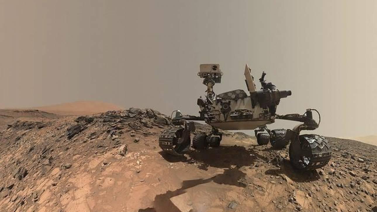 Οι Έλληνες που στέλνουν εικόνα από τον Πλανήτη Άρη στη Γη