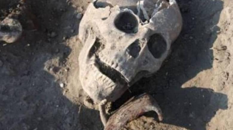 Βρέθηκε θαμμένος σκελετός και «ξεθάβουν» υποθέσεις αγνοουμένων