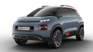 Το Citroen C-Aircross Concept προλογίζει το νέο C3 Picasso