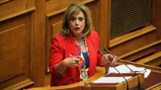 Λιποθύμησε στη Βουλή βουλευτής της Ένωσης Κεντρώων