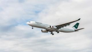 Μαχητικά αεροσκάφη «ανάγκασαν» σε προσγείωση αεροσκάφος πακιστανικών αερογραμμών