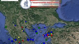 Προειδοποίηση Παπαζάχου για τους σεισμούς στη Μυτιλήνη