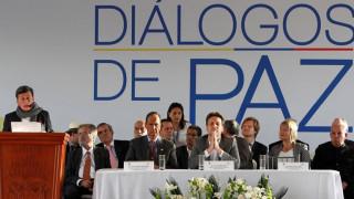 Κολομβία: Ξεκίνησαν οι διαπραγματεύσεις ανάμεσα σε κυβέρνηση και ELN
