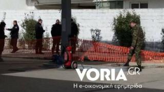 Βόμβα στο Κορδελιό: Οδηγίες για τη μαζική εκκένωση την Κυριακή