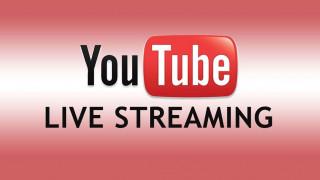 YouTube: Ζωντανή μετάδοση και από το κινητό