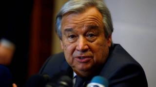 Δεν επιβεβαιώνονται δημοσιεύματα του τουρκικού τύπου ότι ο γγ του ΟΗΕ επισκέπτεται την Άγκυρα
