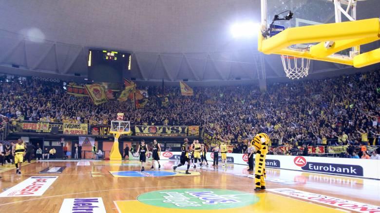 Κύπελλο Ελλάδας μπάσκετ: τα εισιτήρια για Άρη και Παναθηναϊκό Superfoods